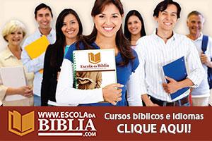 Estude a Bíblia na Escola da Bíblia